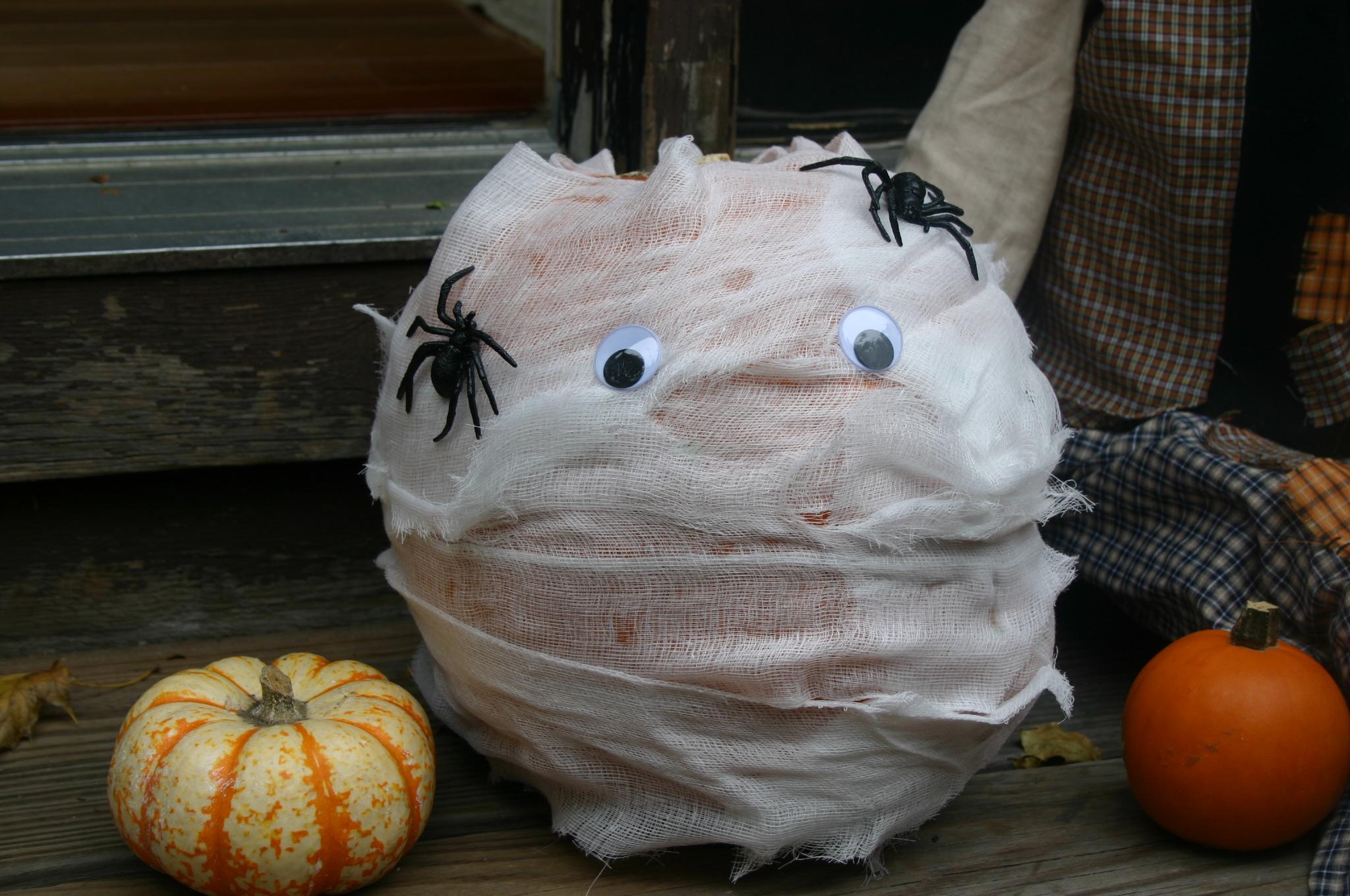 Halloween Tips Part 3: Decorating Perfect Pumpkins | The Party Zip